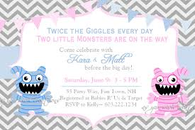 frog baby shower invitations templates twins baby shower invitations
