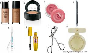 10 Must Essentials For A by Makeup Kit Must Haves What You Need In Your Makeup Bag