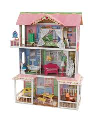 sweet savannah dollhouse with furniture toys games toys doll