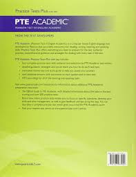 buy pearson test of english academic practice practice tests plus