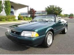 7 up edition mustang 1990 ford mustang ebay