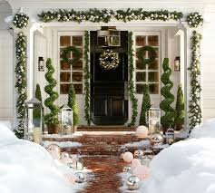 Pottery Barn Evergreen Walk 183 Best A Classic Christmas Images On Pinterest Merry Christmas