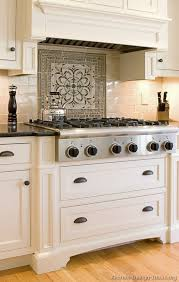 tile backsplash kitchen ideas best 25 stove backsplash ideas on exposed brick
