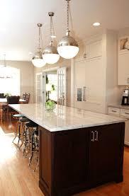 white kitchen dark island coryc me