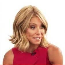 kelly ripa haircut 2015 257 best side swiped bangs images on pinterest long hair