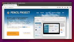 tutorial on ubuntu how to install evolus pencil in ubuntu 15 04