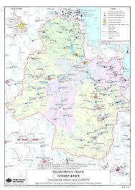 map of queensland queensland fitzroy basin map