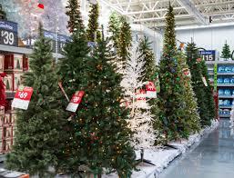 tree walmart real trees on salereal at sales