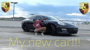 porsche stinger old my new car porsche panamera 4s 20 years old youtube