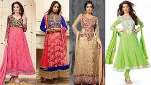 dress pattern anarkali 8 types to look for when buying anarkali suits dresses looksgud in