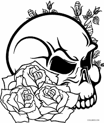 printable rose coloring pages kids cool2bkids crafts