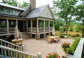 southern living house plans with porches tour the fox hill a beautiful southern living plan home