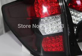 subaru forester tail light bulb 2008 2012 year for subaru forester led strip rear lights led tail