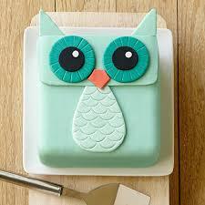 owl cake cake ideas recipes wilton
