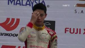 formula 4 isyraf danish presley martono juara di race 4 formula 4 south east asia youtube