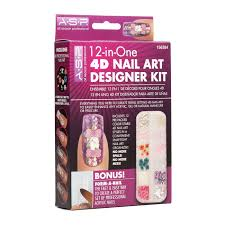 12 in 1 nail art kit asp