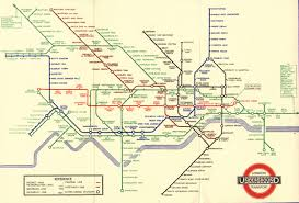 Boston Metro Map by Edward Tufte Forum London Underground Maps Worldwide Subway Maps