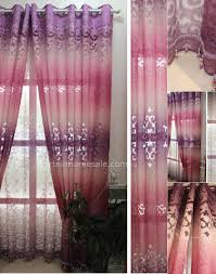 Pink And Purple Curtains Purple Sheer Curtains 100 Images Purple Sheer Curtains