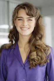 hair style for women age 48 with long curly hair female celebrity hairstyles brooke shields long wavy hairstyles