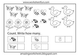 free kindergarten worksheets math addition math worksheets