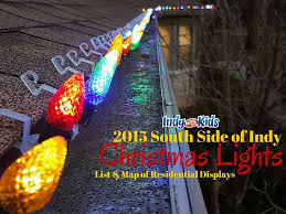 halloween city greenwood indiana where to see christmas lights on the south side of indy 2015