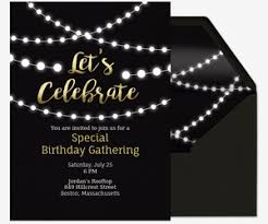 free birthday milestone invitations evite com
