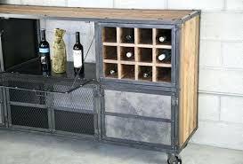 Distressed Wood Bar Cabinet Modern Liquor Cabinet Ezpass Club