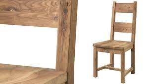 chaise en impressionnant chaise en bois pas cher décoration française