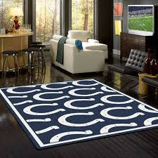 Area Rugs Indianapolis Indianapolis Colts Nfl Team Repeat Rug Indianapolis Colts And