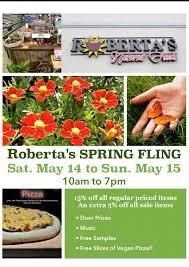 all natural flower food roberta s natural foods home facebook
