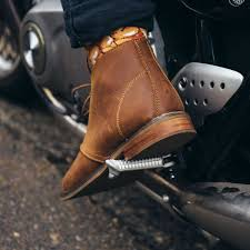 footwear for motorcycle handmade motorcycle boots and 2017 style guides
