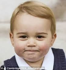 michael middleton about william and kate prince george looks like his grandfather