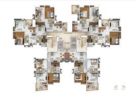 typical floor plan merlin the one amit international