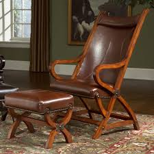 Chair W Ottoman Chair Armchair With Ottoman Set Black Leather Rocking Chair With