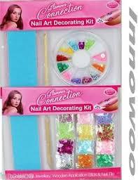 new nail art decorating kit nail jewellery manicure gems