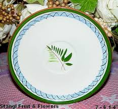 stangl pottery fruit and flowers fruit and flowers dinnerware tableware replacements by stangl pottery