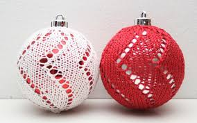 knitting pattern for christmas decorations home design inspirations