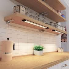 unterbauleuchte küche mit steckdose parlat led unterbau leuchte sirius flach 30cm 220lm warm weiß