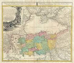 map asie carte de l asie mineure ou de la natolie et du pont euxin tiree