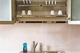 Kitchen Dish Rack Ideas Enjoyable Dish Drying Rack Wall Cosmopolitan Small Dish Drying