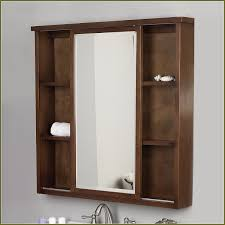 Bathroom Mirrors Lowes by Bathroom Recessed Medicine Cabinet With Mirror Lowes Medicine