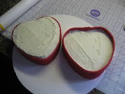 heart cake bead yarn u0026 spatula