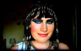 cleopatra halloween makeup cleopatra makeup inspired by elizabeth taylor youtube