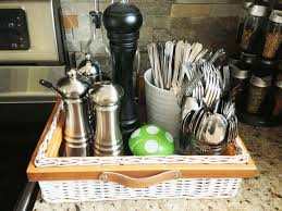 organising kitchen ideas