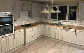 professional kitchen cabinet painting cost uk spray paint or vinyl wrap for kitchen cupboards upvc spray