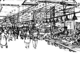 pike place market sounds and sketches youtube