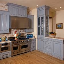 how to match kitchen cabinets with wall color beautiful blue kitchen design ideas
