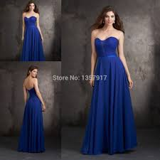 royal blue bridesmaids dress vosoi com