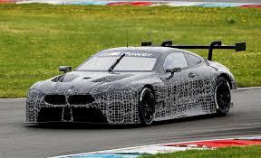 bmw car racing 2018 bmw m8 race car look