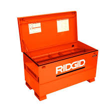 home depot tool chest black friday ridgid 48 in x 24 in storage chest 2048 os at the home depot